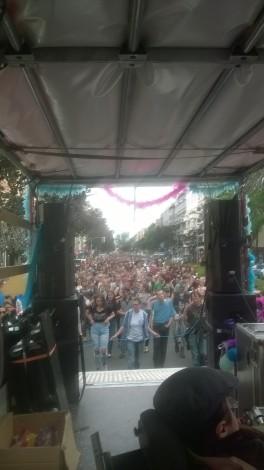 Pride-Parade 2015 Berlin